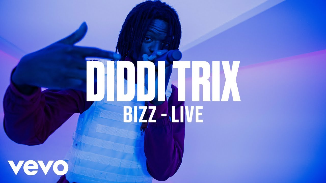 Diddi Trix — Bizz (Live)   Vevo DSCVR