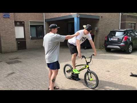 BMX RACE - Sprinting tips for beginners