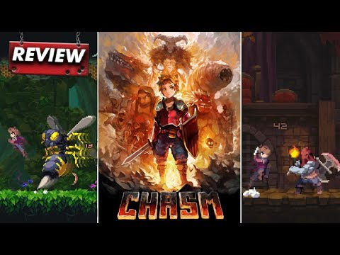 Chasm: REVIEW (Plunge Worthy)