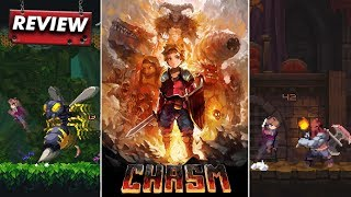 Chasm: REVIEW (Plunge Worthy) (Video Game Video Review)