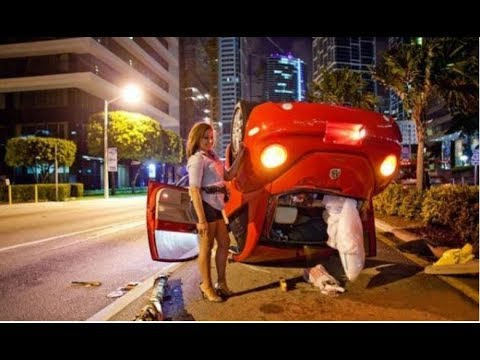 STUPID WOMEN DRIVERS, CRAZY WOMEN DRIVING FAILS COMPILATION