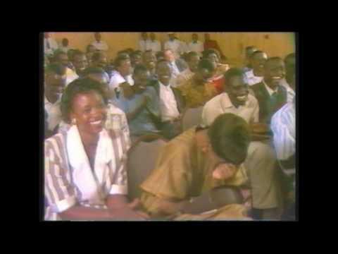 Zambian comedy Dan Kanengoki a.k.a. Mr Sauzande and Ben Phiri on Frank Talk