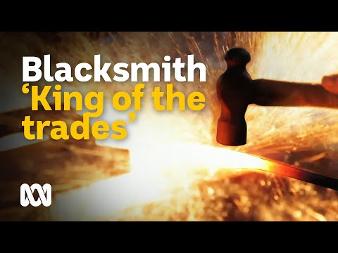 The Art Of Blacksmithing: 'king Of The Trades' 🔥🔨
