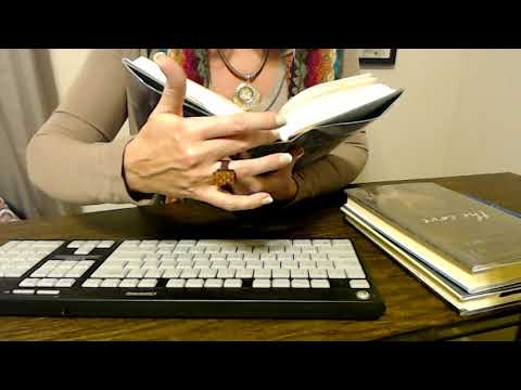 ASMR | Library Sounds / Dust Jacket Crinkles, Typing, Inaudible Whisper