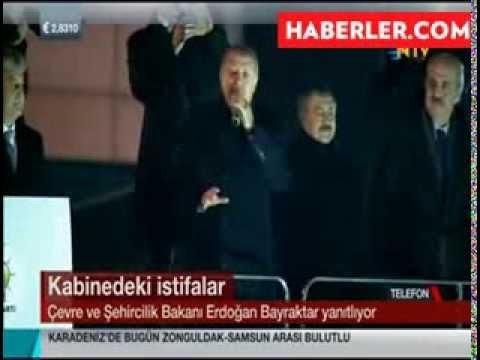Erdoğan Bayraktar: Başbakan İstifa Etmeli