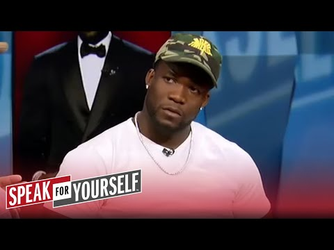 Whitlock 1-on-1: Ronnie Hillman on athletes taking stands on social issues | SPEAK FOR YOURSELF
