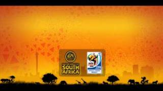 EA 2010 Fifa World Cup - Warm Heart of Africa (So Shifty Remix) - The Very Best ft Ezra Koenig