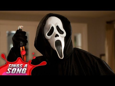 Ghostface Sings A Song (Scary Scream Halloween Parody)