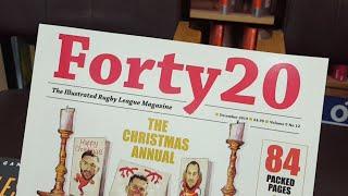 Forty20 LIVE - 23rd December 2019
