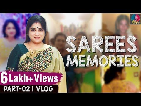 Silk Sarees  Collection Part 2 l Close To Heart  Vlog #4 l Preethi Sanjiv