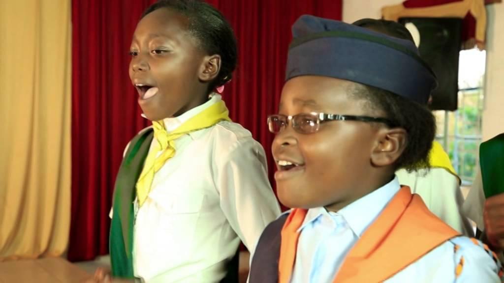 GSU HQS SDA CHILDREN MINISTRY CHOIR- SHIDA NA TAABU