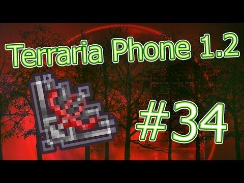 видео: lp. hm. terraria phone #34 (ВАМПИРСКИЕ НОЖИКИ МАЗАФАКА!!!)