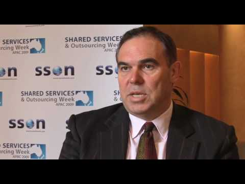 IQPC Australia: Shared Services & Outsourcing Week APAC. Interview with Arno Franz, TPI