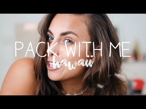 PACK WITH ME FOR HAWAII + MINI SUMMER HAUL