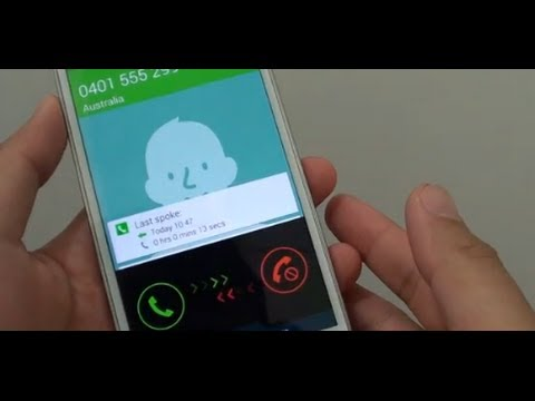 samsung galaxy s5 phone call. samsung galaxy s5: how to answer / reject a call with voice command - youtube s5 phone s