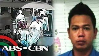 Shoplifter, huli matapos makunan ng CCTV