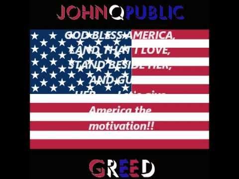 John Q. Public - Motivation (Official Music Video) Song for the USA & Barack Obama!