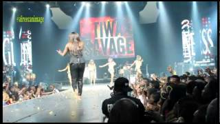 TIWA SAVAGE COLOURFUL WORLD OF MORE CONCERT EMINADO PERFORMANCE