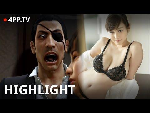 (NSFW) Video Store Escapades - Yakuza 0