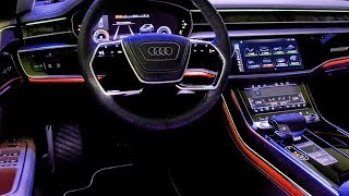 10 futures Audi 2018 - 2020 !