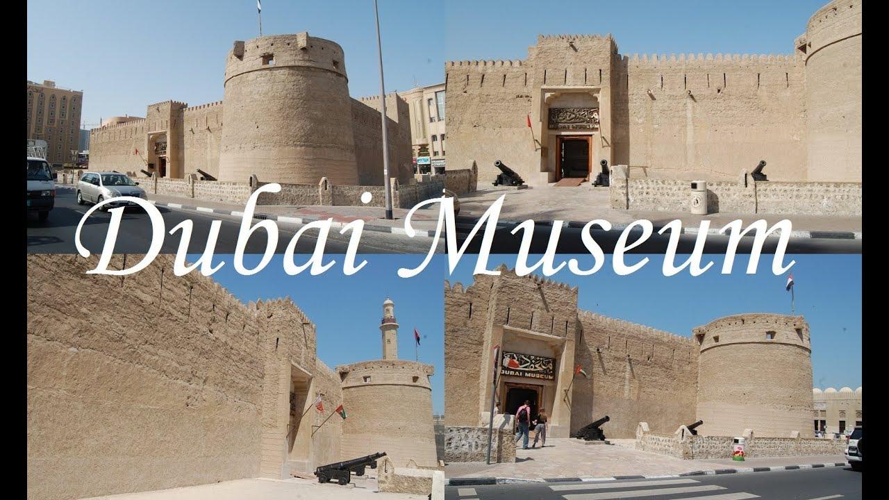 o que fazer em Dubai - museum dubai