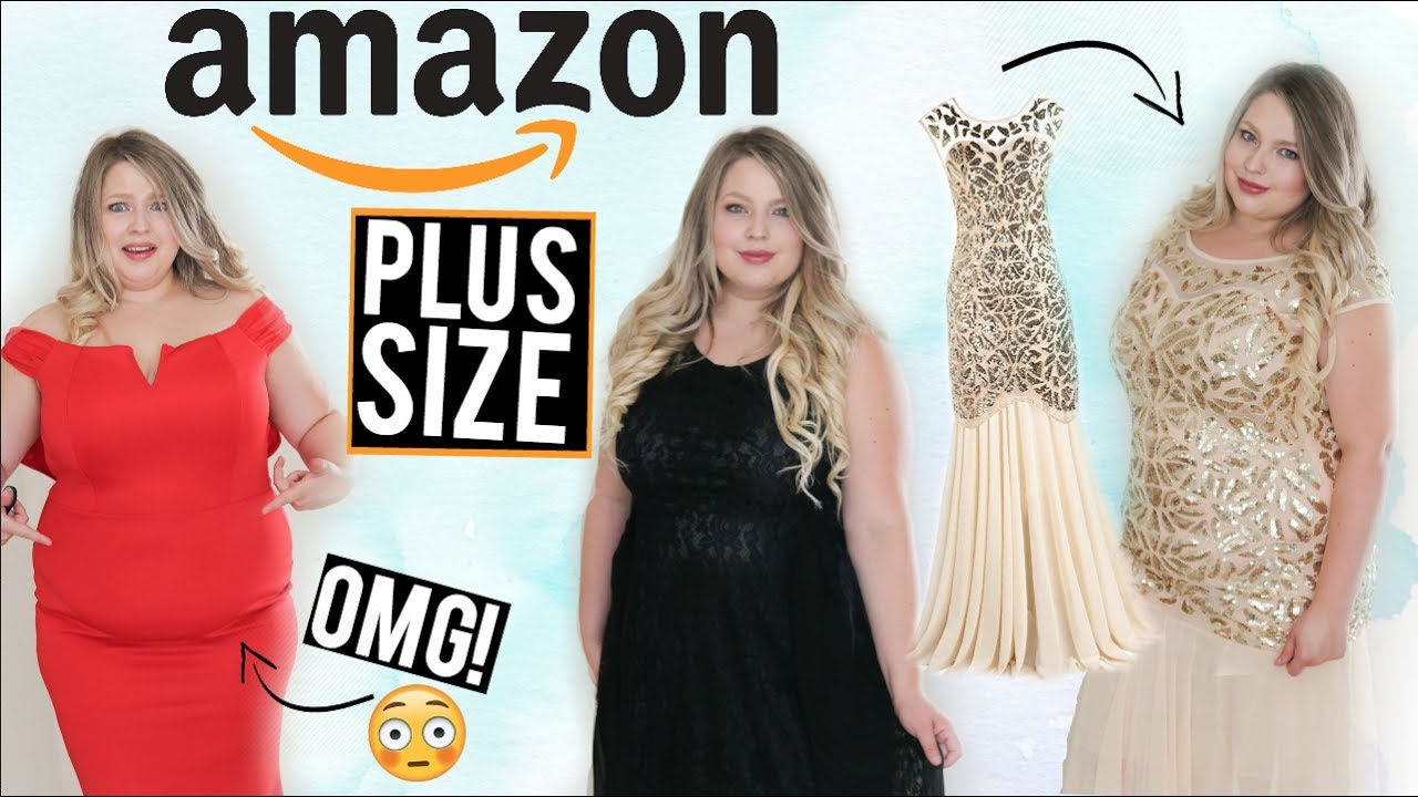 1e631f3e0dc TRYING ON CHEAP FORMAL DRESSES FROM AMAZON!