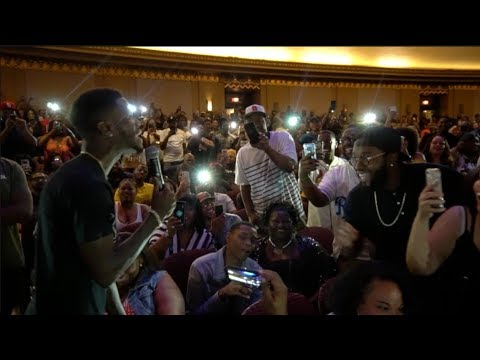 St. Louis Roast Session W/ DC Young Fly, Karlous Miller & Chico Bean Live From The Stifel Theater