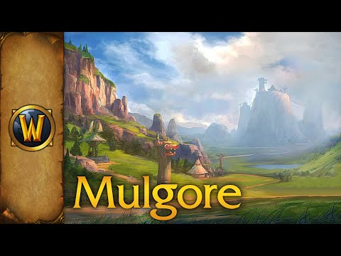 World of Warcraft - Music & Ambience - Mulgore