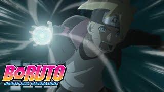 Boruto Sarada Combo | Boruto: Naruto Next Generations