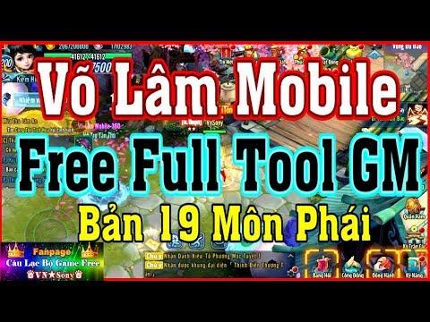 《MobileGame Lậu》Võ Lâm Truyền Kỳ – Free Full Tool GM – Bản 19 Môn Phái #294