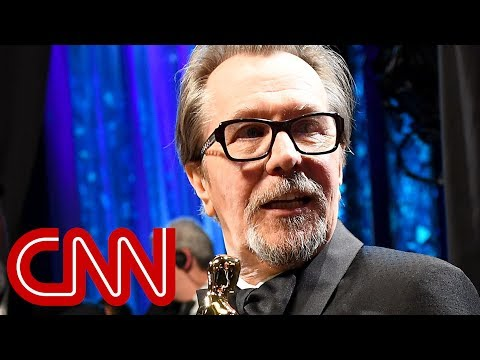 Gary Oldman at Oscars: Playing Churchill made it special