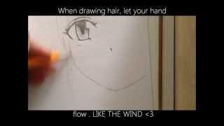 How to Draw - Anime School Girl