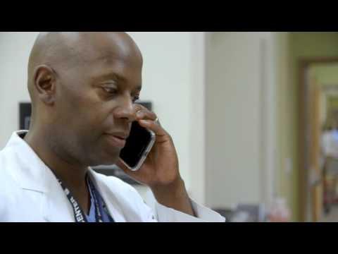 Black Men In White Coats - Dr. Brian Williams, UT Southwester Medical Center