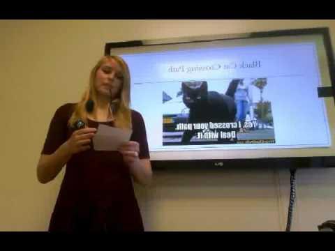 Origins of Superstitions - Informative Speech