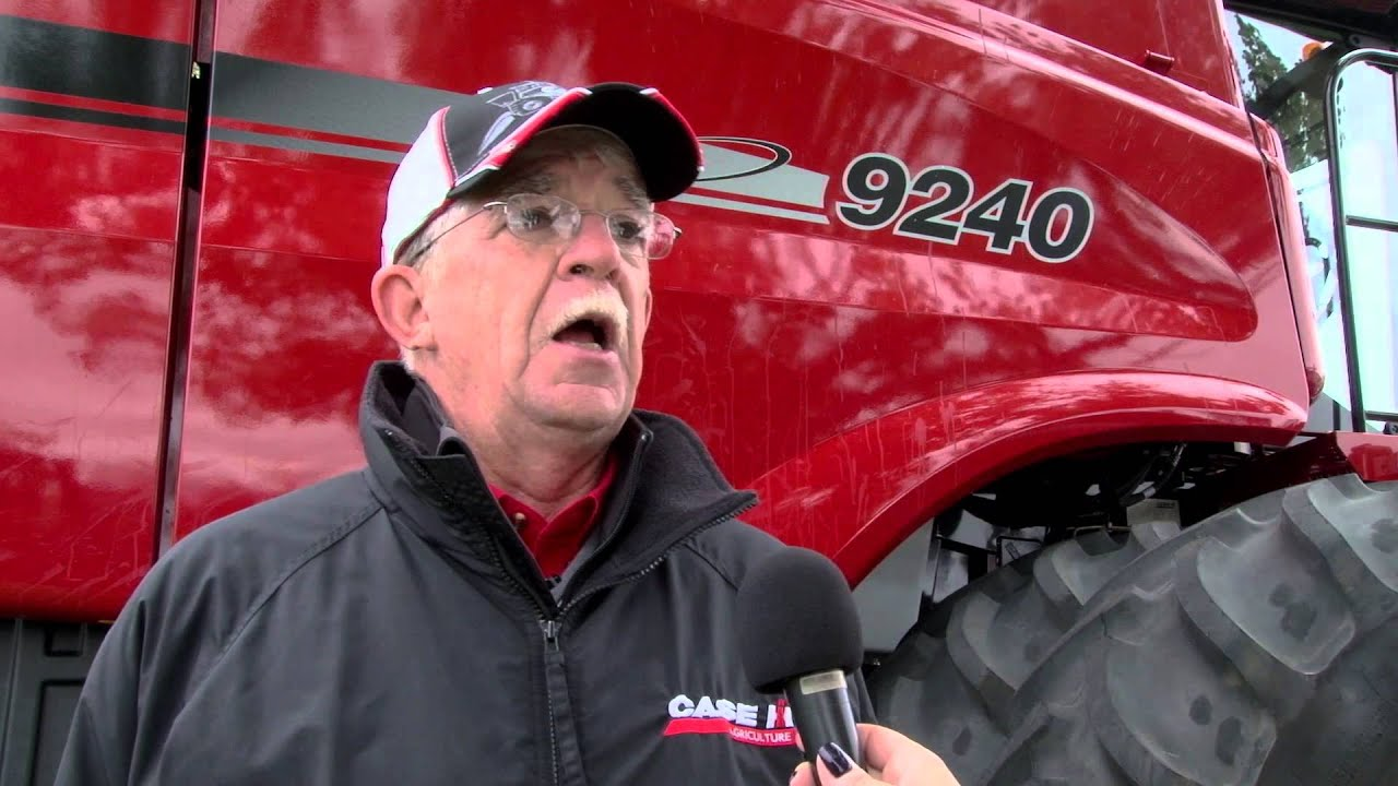 What's new on Case IH Axial-Flow Tier 4B Combines