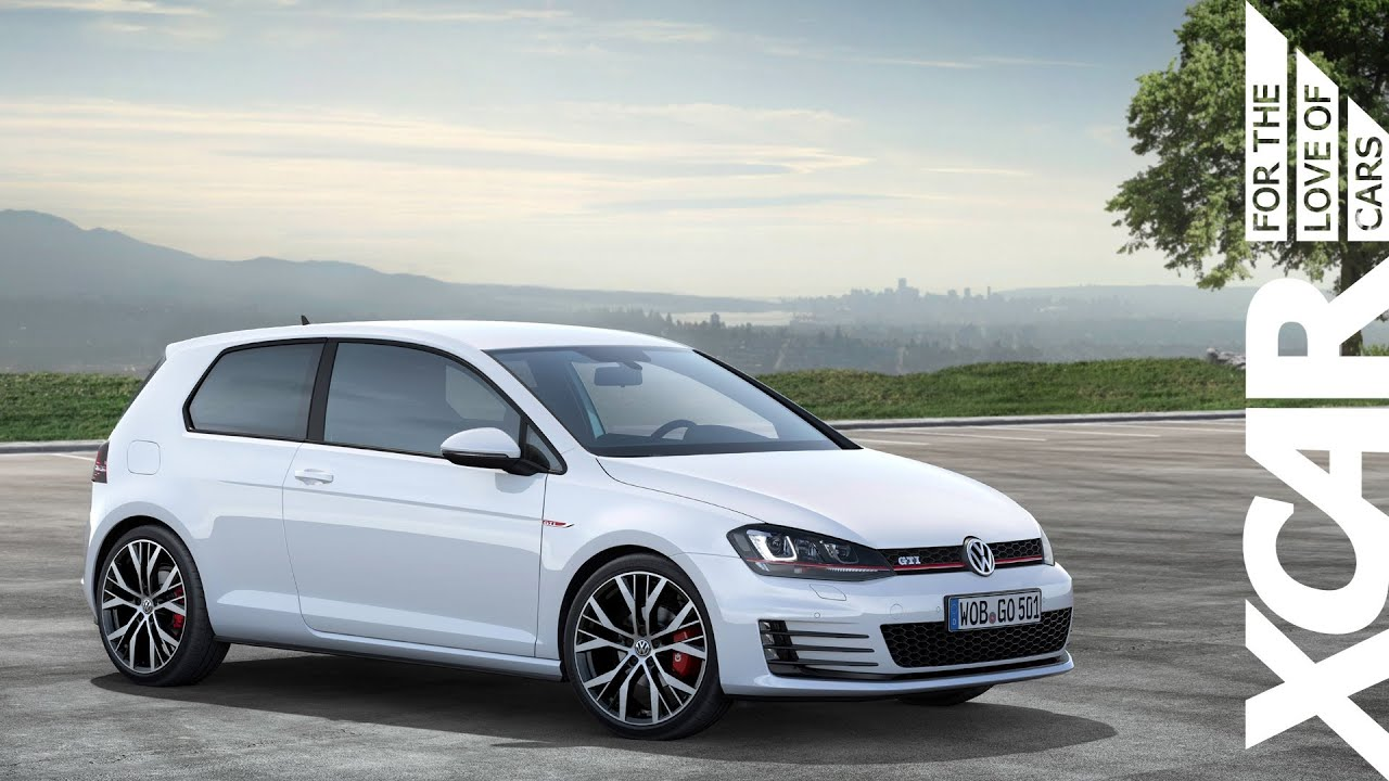 the mk vii volkswagen golf gti enough for you xcar youtube. Black Bedroom Furniture Sets. Home Design Ideas