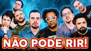 Baixar NÃO PODE RIR! com OS TRÊS TERRORES (Marcelo Marrom, Dinho Machado e Bruno Romano) e Diogo Portugal