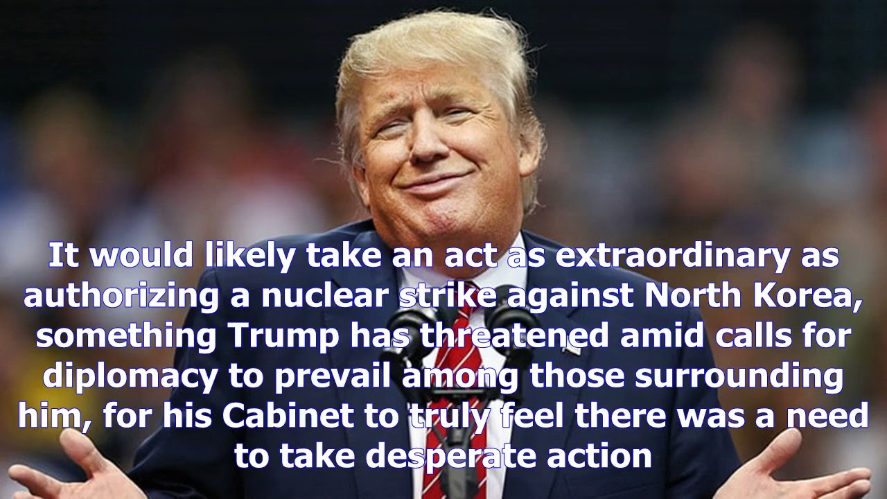 Will trump be impeached, resign or be removed via the 25th ...