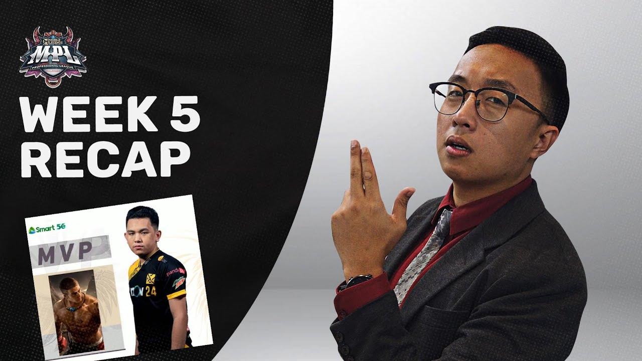Download MPL PH Season 8 Week 5 Recap - BREN IS BACK!