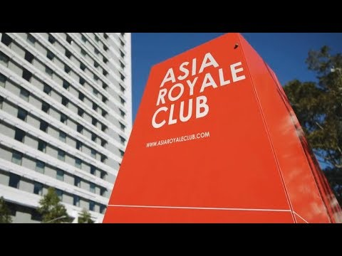 Asia Royale Club   The Right Choice for Business and Humanity   YouTube