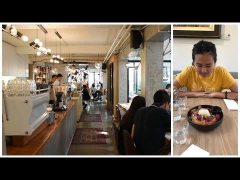 Singapore Coffee Shops, Part 1: Roasters & Brunchers - Nadia Sigit