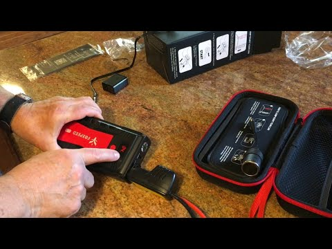 FOXPEED 2500 AMP JUMP STARTER REVIEW - BE PREPARED - SOONER OR LATER YOU WILL NEED THIS!