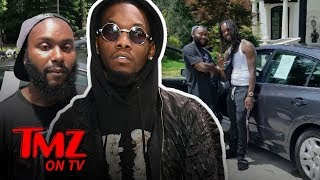 Offset Buys New Ride for Man Who Saved Him From Car Crash | TMZ TV