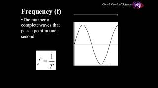 Coach Cowland Science Waves 1