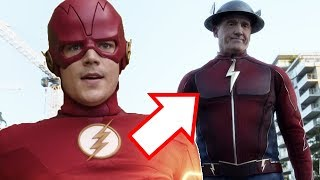 NEW Jay Garrick is Coming & NEW Character Teaser Breakdown for The Flash Season 6!