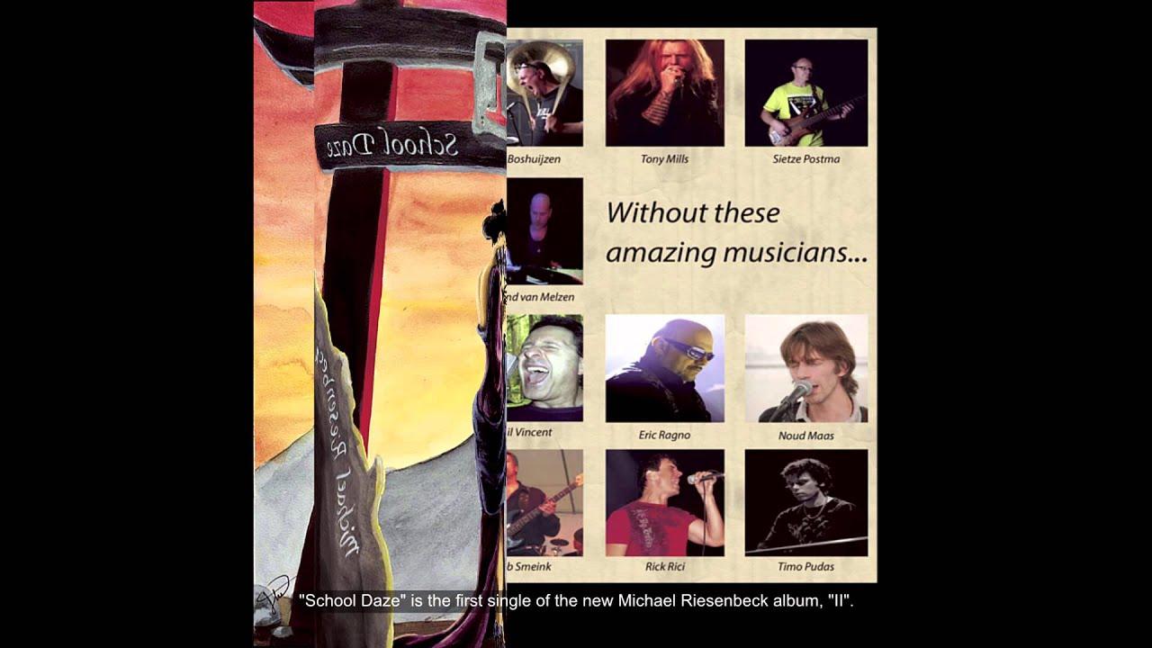 Michael Riesenbeck - School Daze (Single) - YouTube