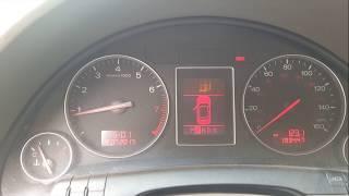 видео Замена масла в двигателе Ауди А4