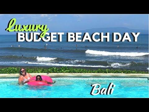 Best Bali Beach Club | Indonesia Travel Vlog