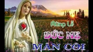 Bai giang Duc Me Man Coi   Gx  Phu Hoa thieu nhi