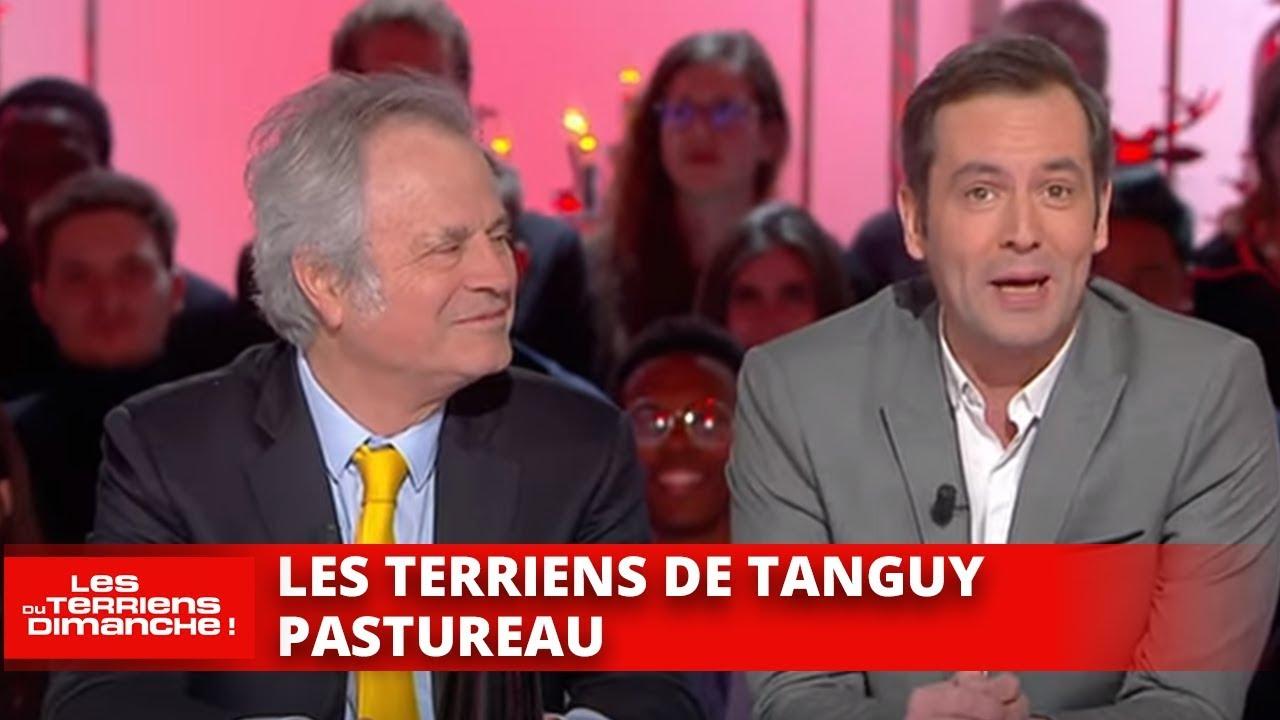 Les Terriens de Tanguy Pastureau